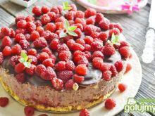 Malinowe przetwory, ciasta i desery