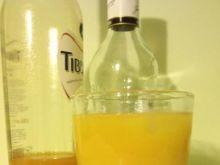 Mango w pomarańczy