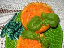 Marchew z pomarańczą – surówka :
