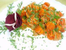 Marchewka duszona z curry