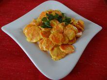 Marchewka w sosie curry wg Megg