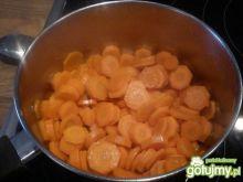 Marchewka z cebulą