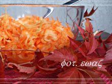 Marchewka z nashi i jabłkiem
