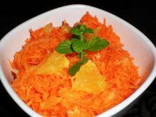 Marchewka z pomarańczą