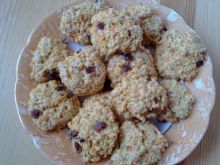 Marchewkowe ciasteczka zdrowia