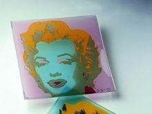 Marilyn Monroe na porcelanie