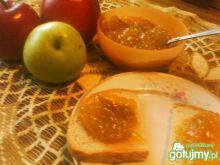 Marmolada jabłkowa z cynamonem