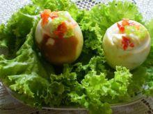 Marmurkowe jajka wg Buni :
