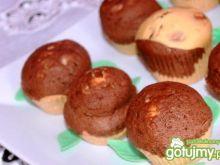 Marmurkowe muffinki
