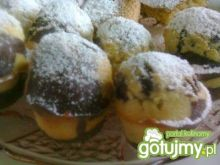 Marmurkowe muffiny
