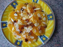 Marokańska sałatka pomarańczowa