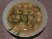 Marokańska zupa bananowa