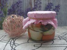 Marynowana cukinia z marchewką