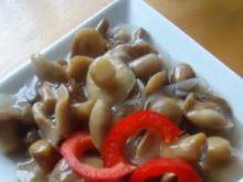 Marynowane grzyby (maślaki)