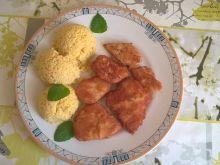 Marynowane nuggetsy z kurczaka