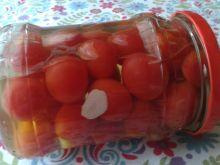Marynowane pomidorki na ostro