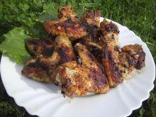 Marynowane skrzydełka z grilla