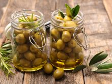 Jak zrobić marynowane oliwki?