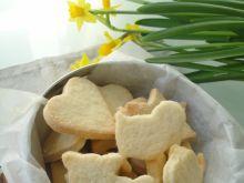 Maślane ciasteczka imbirowe