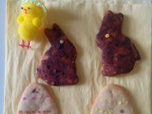 Maślane ciastka Wielkanocne