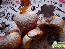 Maślane muffiny z marmoladką