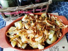 Maślane ziemniaczki z rozmarynem