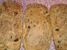 Maślankowy chlebek z chia