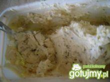 Masło czosnkowo - koperkowe