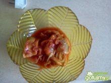 Matiasy w sosie pomidorowym
