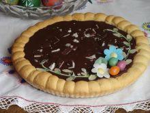 Mazurek czekoladowo-miętowy