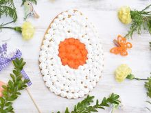 Mazurek jajko sadzone