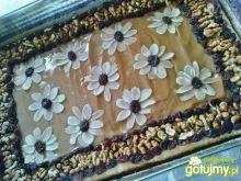 Mazurek kajmakowy wg Triss