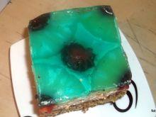 Meduza-ciasto jabłkowo-orzechowe
