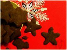 Mega czekoladowe gwiazdki świąteczne