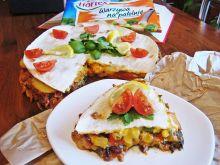 Meksyk we własnej osobie-Enchilada w formie tortu
