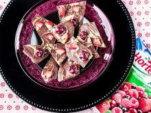 Meksykańska czekolada z owocami na ostro