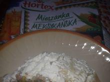 Meksykańska Lasagne z ciasta własnej roboty