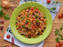 Meksykańska quinoa