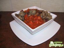 Meksykańska zupa z tartymi kluskami