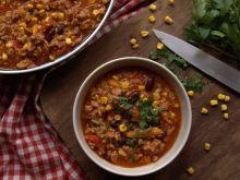 Meksykańskie chili con carne- potrawka mięsna