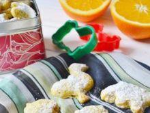 Meksykańskie ciasteczka pomarańczowe
