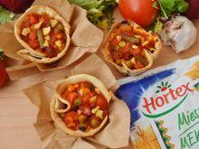 """Meksykańskie """"spódnice"""" obfitości-tortille inaczej"""