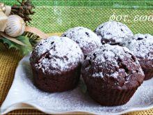 Michałkowe babeczki czekoladowe