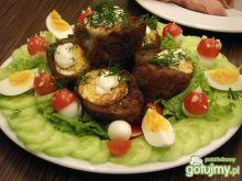 Mielone z jajkiem :-)