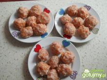 Mielone z marchewką i ryżem
