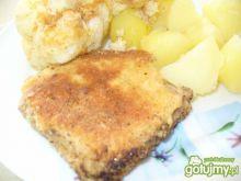Mielone z serem w waflach