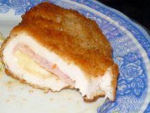 Mięsko z serem i szynką wg Gosi
