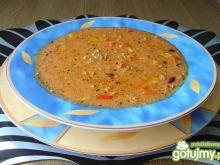 Mięsna party zupa