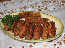 Mięsne paluchy  chrupiące