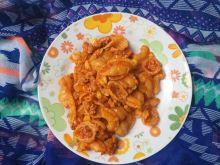 Mięsno pomidorowy sos do makaronu